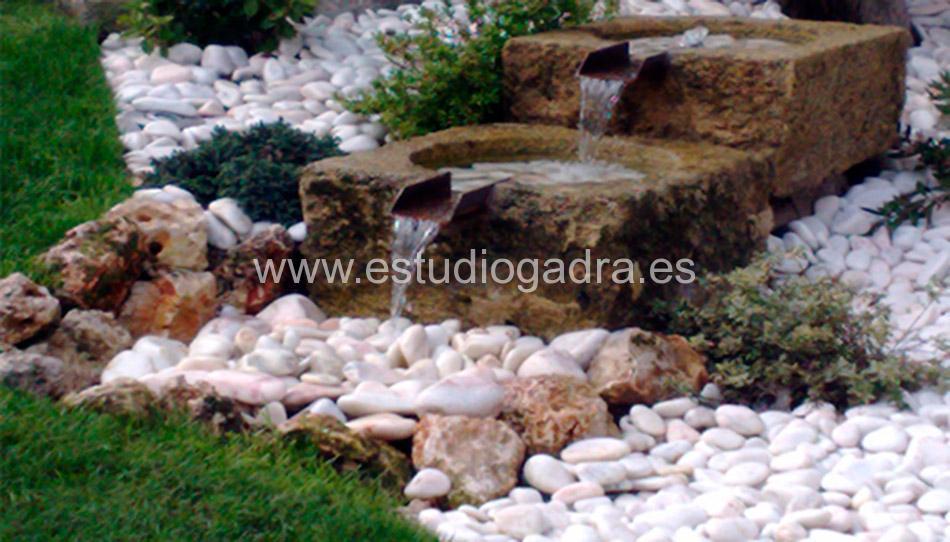 Diseño y Construcción de Fuente Bebederos.